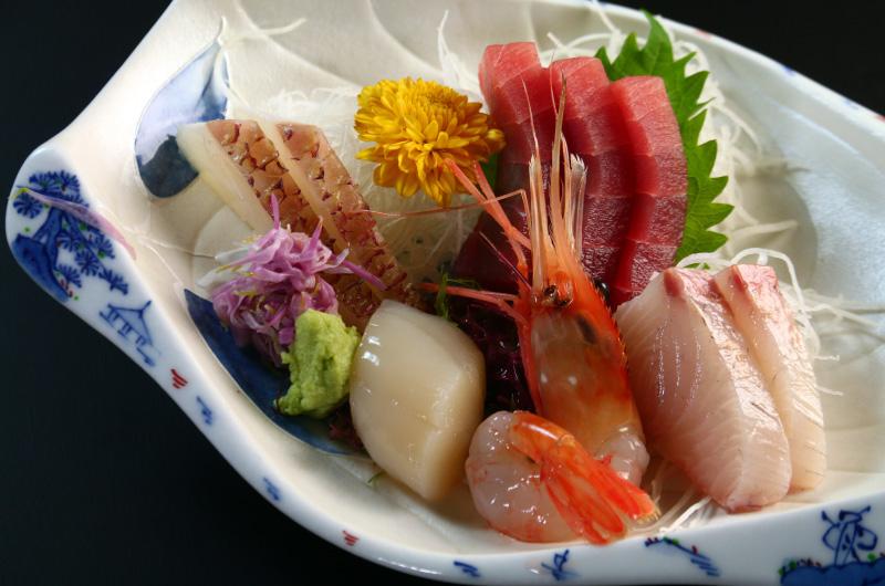 日本海の海の幸