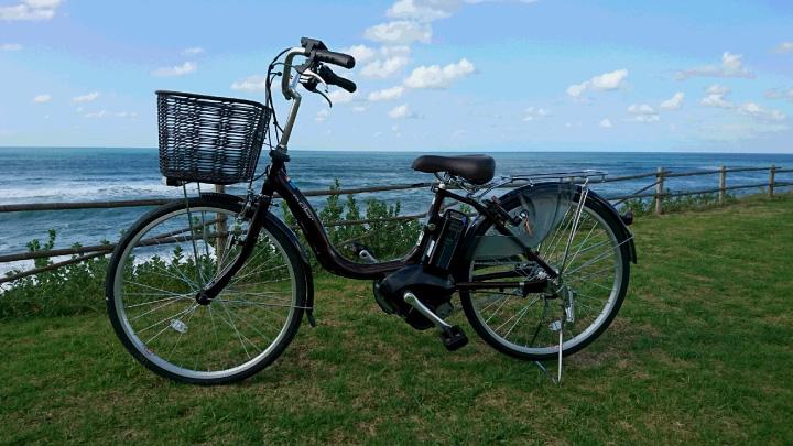 電動自転車のレンタルサービス