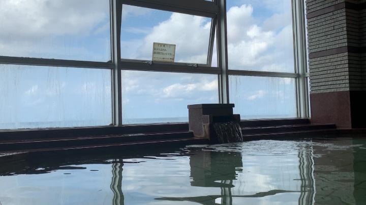 日本海の温泉 上下浜温泉