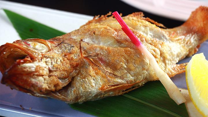 新潟の鮮魚料理