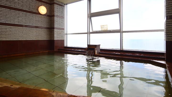 日本海の育んだ上下浜温泉